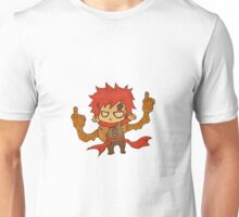 Gaara doesn't give a shit Unisex T-Shirt