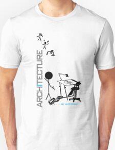 Architecture Student Unisex T-Shirt
