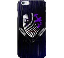 Darker Mask (extended) iPhone Case/Skin