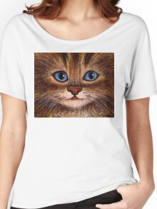Tabby Women's Relaxed Fit T-Shirt
