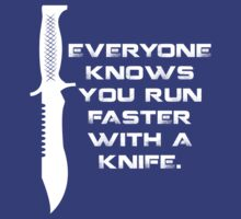 Running with Knives by Willis Lucero