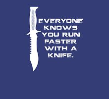 Running with Knives Unisex T-Shirt