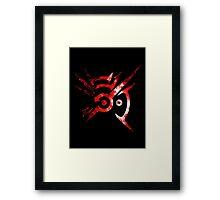 Dishonored - The Mark Framed Print