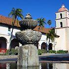 Santa Barbara Mission 3 by Travel-Hop