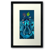 Ten of Water Framed Print