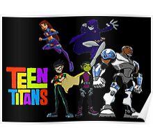 Titans Go!  Poster
