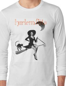 Harlem Flits Sexy Witch Long Sleeve T-Shirt