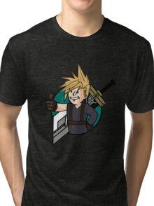 VaultStrife Crossover Tri-blend T-Shirt