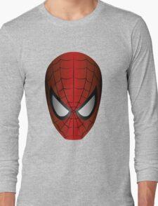 Vector SpiderMan Long Sleeve T-Shirt