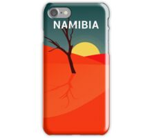 Colorful Lands - NAMIBIA iPhone Case/Skin