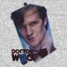 Matt Smith by drwhobubble