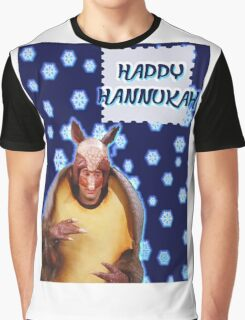 Happy Hannukah Graphic T-Shirt