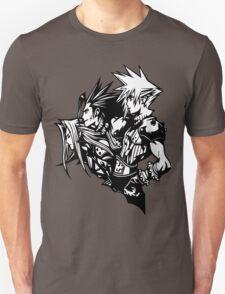 Sephiroth, Zack and Cloud T-Shirt