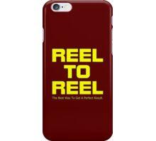 Reel To Reel iPhone Case/Skin