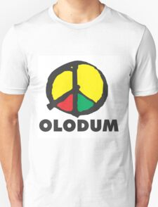 Olodum Cultural Group Logo T-Shirt