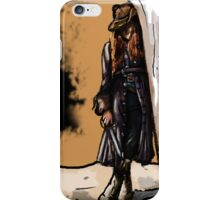 Anne Bonny - Black Sails iPhone Case/Skin