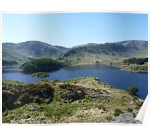 Haweswater, Cumbria Poster