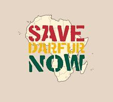 Save Darfur Now Unisex T-Shirt