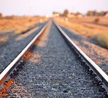 Rail Town by Timothy John Keegan