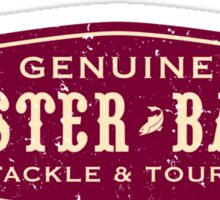 Master Baits Tackle and Tours Sticker