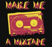 Make me a mix tape Kids Clothes