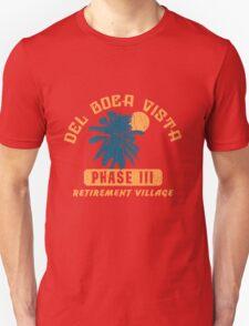 Del Boca Vista Retirement Village Unisex T-Shirt