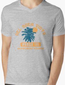 Del Boca Vista Retirement Village Mens V-Neck T-Shirt