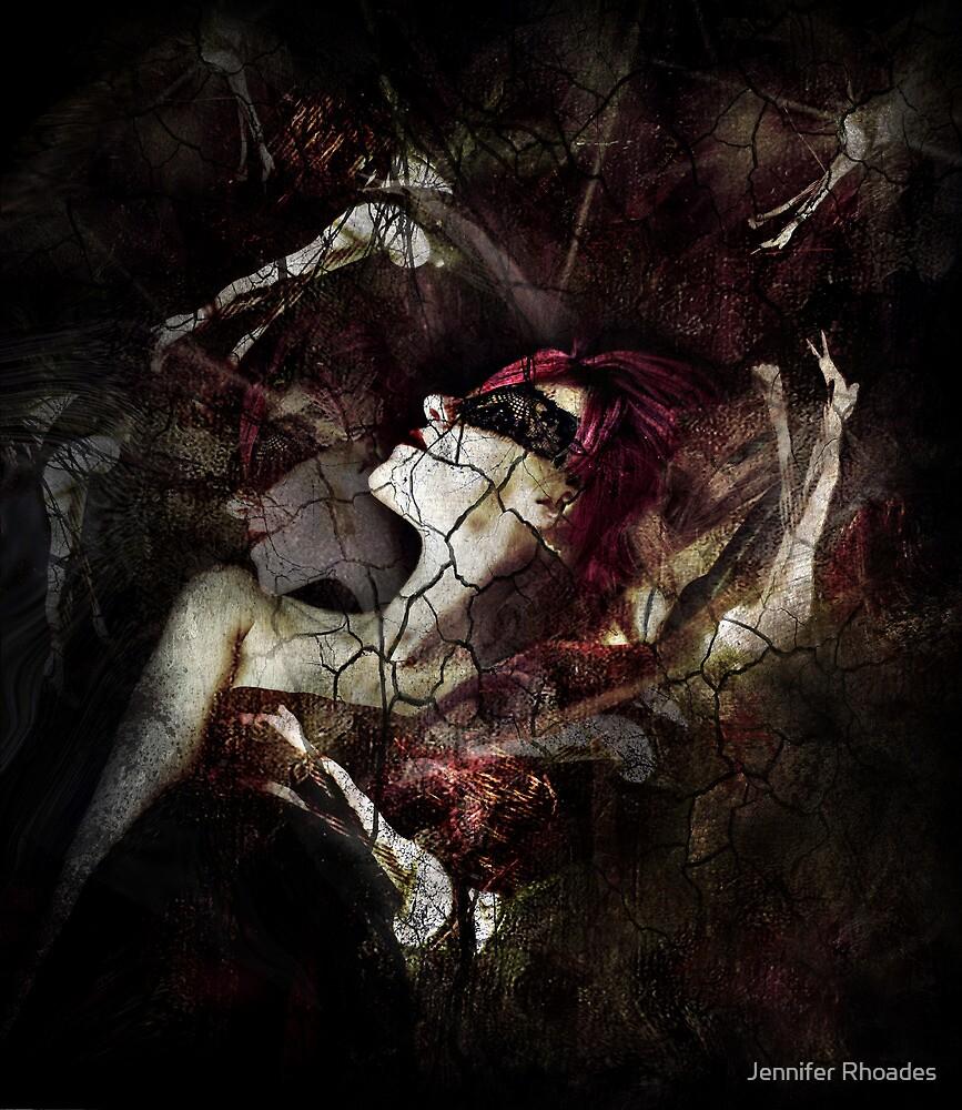All Dolls Get Broken by Jennifer Rhoades