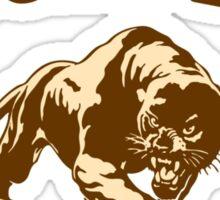 Cougar Bait Sticker