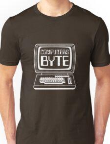 Computers Byte Unisex T-Shirt