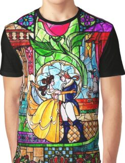 Beauty and the Beast  Graphic T-Shirt