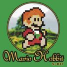 Mario Hobbit by Rodrigo Marckezini