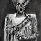 The Bride of Frankenstein by Joe Humphrey