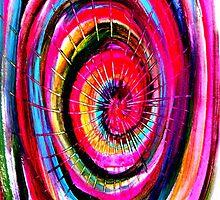 Spiralled - newer! by Bronwyn Blair