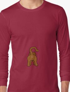 Cat bum Long Sleeve T-Shirt