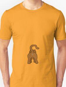 Cat bum T-Shirt