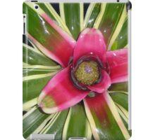 Bromeliad iPad Case/Skin