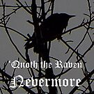 Quoth the Raven Nevermore by A4wiseowl