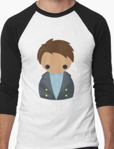 Captain Jack Harkness Men's Baseball ¾ T-Shirt