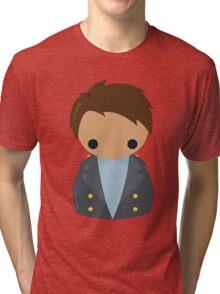 Captain Jack Harkness Tri-blend T-Shirt