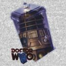 Dalek Tardis by drwhobubble