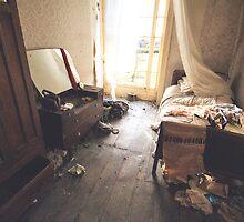 Bedroom#1 by birdinanaviary