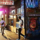 Movida Next Door by David Brewster