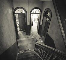3 Doors by birdinanaviary