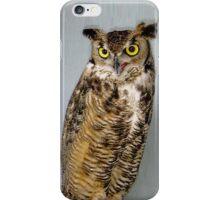 Intense Owl iPhone Case/Skin
