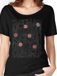 Lost Numbers Women's Relaxed Fit T-Shirt