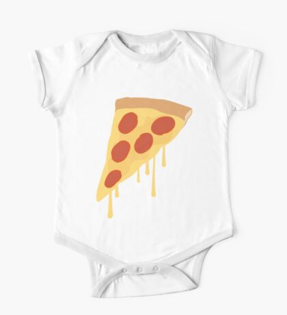Because Pizza One Piece - Short Sleeve