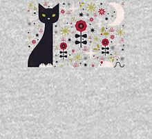 Cat & Mouse  Womens Fitted T-Shirt
