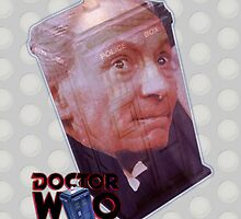 William Hartnell by drwhobubble