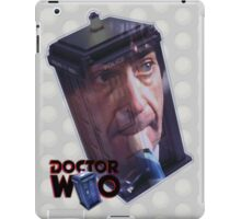 Patrick Troughton iPad Case/Skin